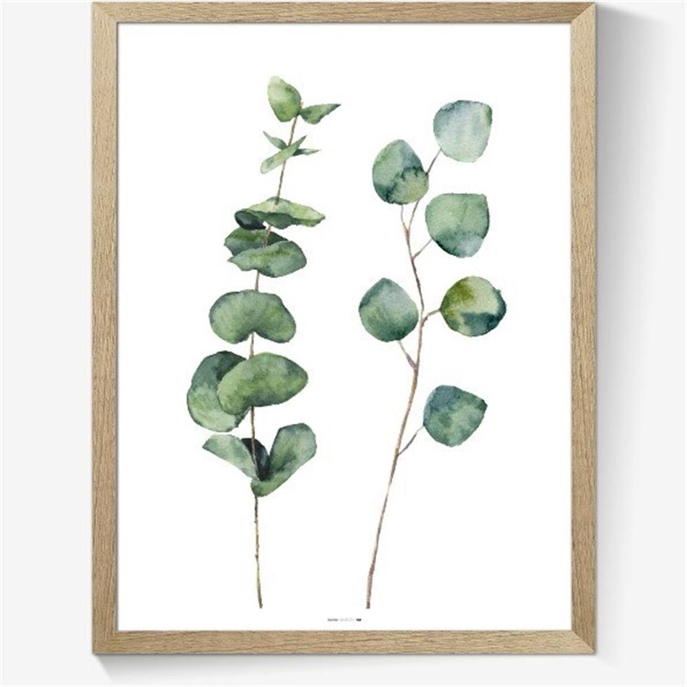 Groovy Køb denne smukke plakat med eucalyptus grene her. AU-47