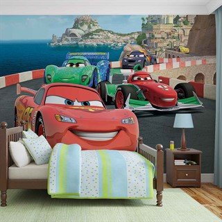 Tapet-disney-cars-lightning-mcqueen-bernoulli-fototapet-vægmaleri-320wm-disney-cars