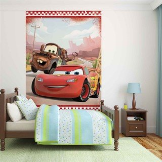 Disney Cars - Tapet/fototapet