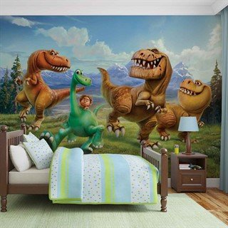Tapet-disney-good-dinosaur-fototapet-vægmaleri-3170wm-disney-the-good-dinosaur