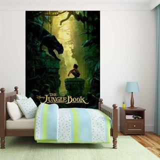 Tapet-disney-the-jungle-book-fototapet-vægmaleri-3549wm-disney-jungle-book