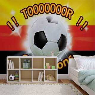Football Germany - Tapet/fototapet