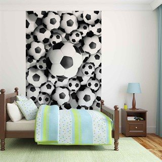 Football Illusion - Tapet/fototapet
