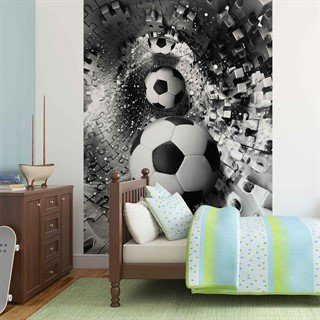 Football Puzzle - Tapet/fototapet