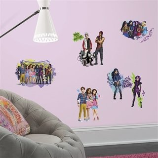 Descendants Animated - wallstickers