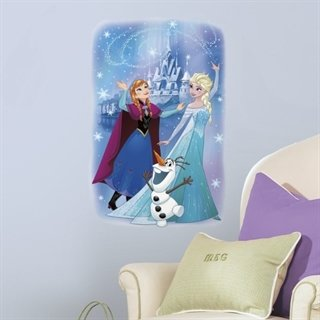 Frost magic - wallstickers