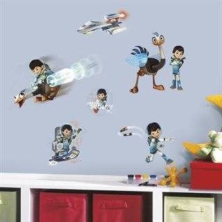 Miles fra tomorrowland pakke - wallstickers