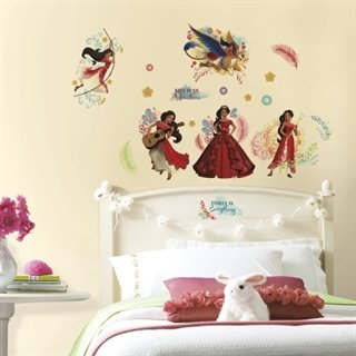 wallstickers - Elena Avalor pakke - wallstickers