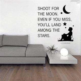 citater til væggen Wallstickers med citater | Dansk & engelsk citat til væggen citater til væggen