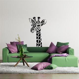wallstickers - Giraf - wallstickers