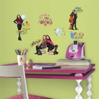 Girl meets world - wallstickers